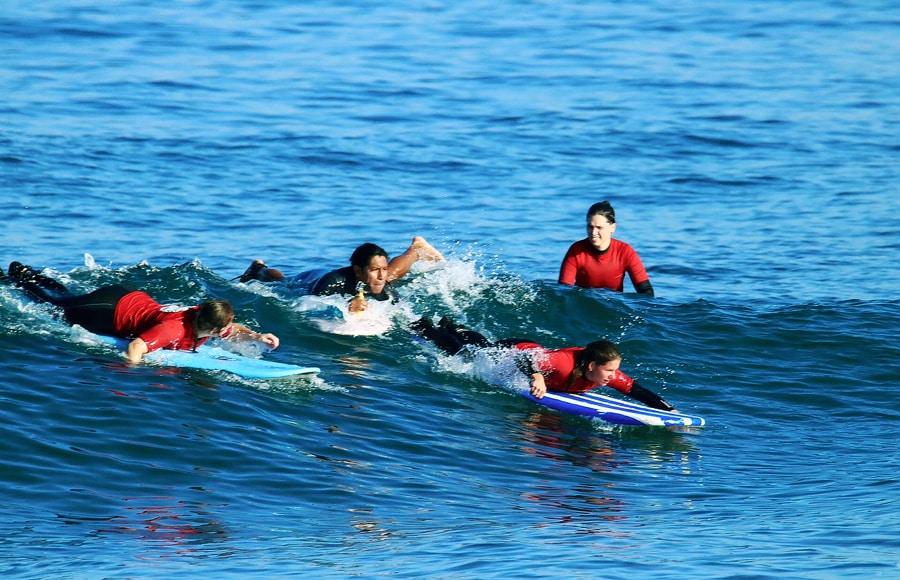 Integracja na Teneryfie - oferta surf wyjazdów