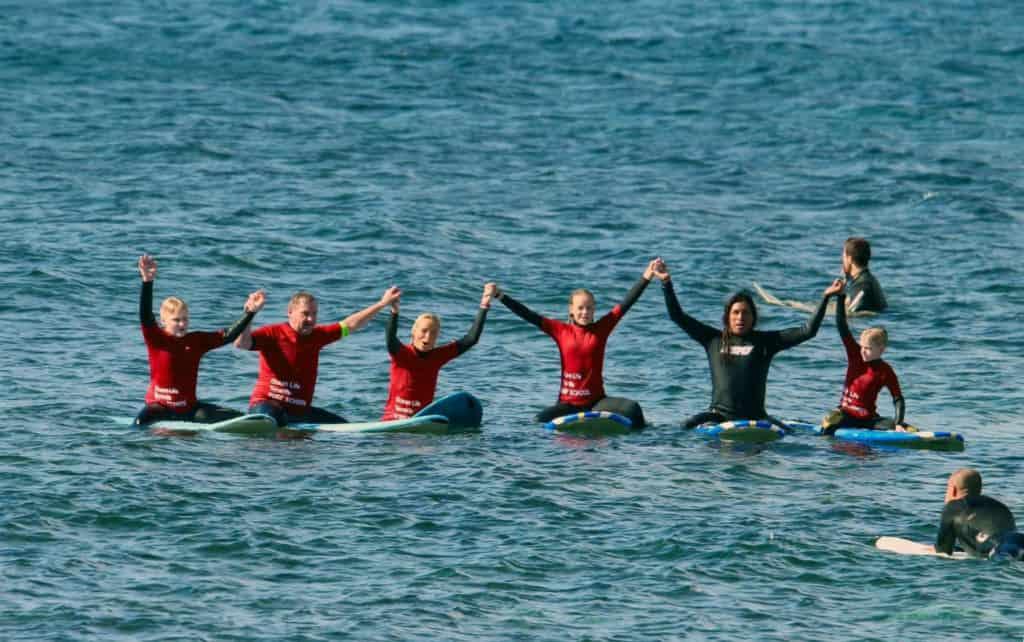 Szkoła surfu, obozy surfingowe - wyjazdy dla firrm