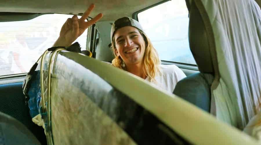 Integracja na Teneryfie - surf camp