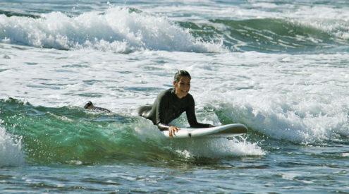 kurs surfingu teneryfa zajęcia