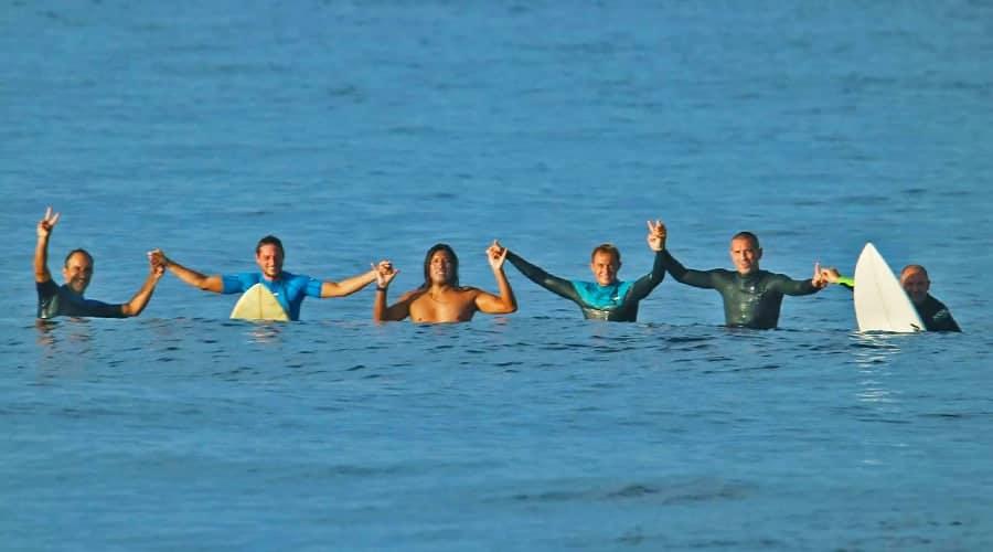 kurs surfingu Teneryfa - nauczyciele surfingu
